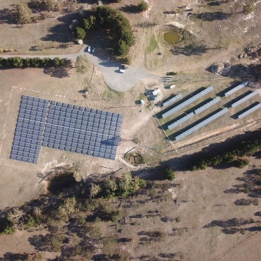 Capital East Solar Farm